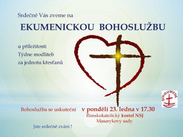 2017-1 EKUMENICKÁ BOHOSLUŽBA